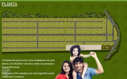 Residencial Amazonas 2 Planta